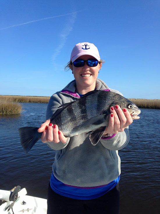 Seahawk inshore fishing report 2 24 2015 redfish speckled for What is inshore fishing
