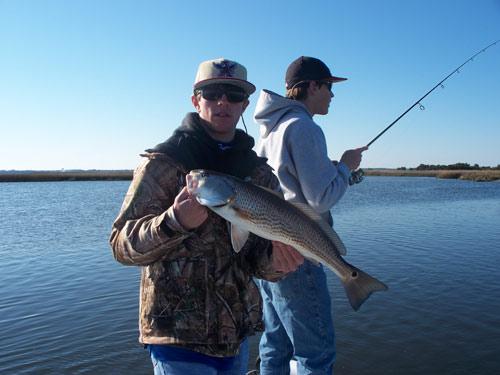 Seahawk inshore fishing report 3 9 09 carolina beach for Carolina beach fishing charters