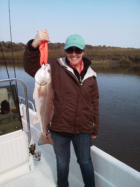 рыбалка на арее