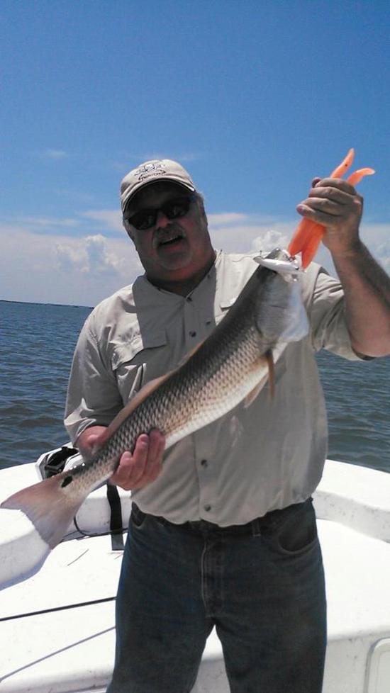 Nc inshore fishing charters for Fishing forecast nc